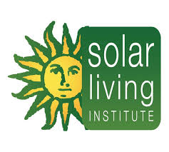 solar living institute logo